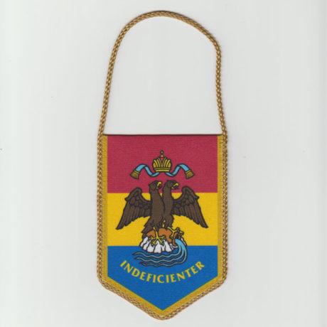 Zastavica za auto Grad Rijeka 14.01.2020