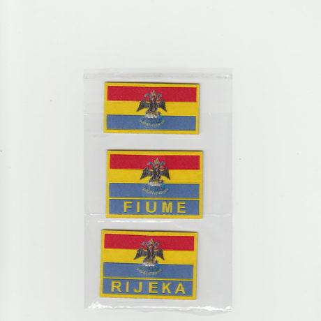 Rijecki prisivci grb zastava amblem