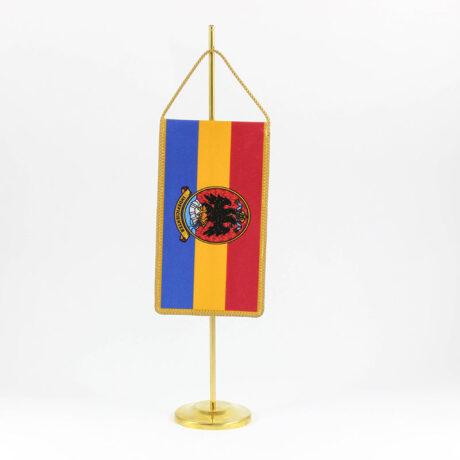 Sluzbena svecana zastavica grada Rijeke stalak ured