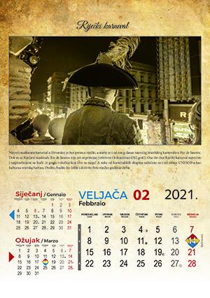 Rijecki gradski kalendar mejseci (2)