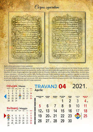 Rijecki gradski kalendar mejseci (4)
