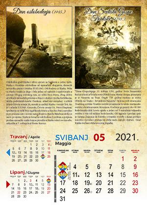 Rijecki gradski kalendar mejseci (5)