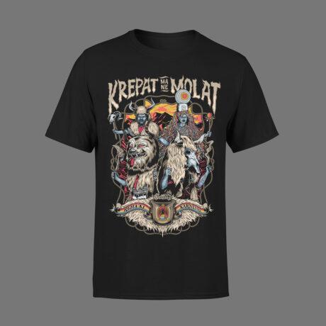 Majica zvončari Rijecki karneval krepat-ma-ne-molat-majica-crna