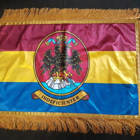 Službena svečana zastava Grada Rijeke