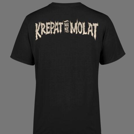 krepat-ma-ne-molat-majica-crna-prednja-zadnja strana