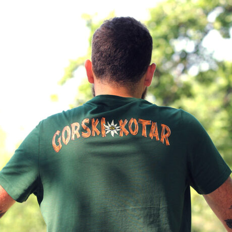 Gorski kotar T shirt majica Lokalpatrioti Rijeka webshop (1)