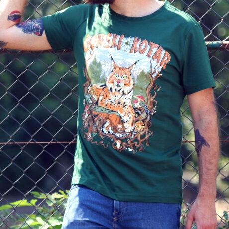 Gorski kotar T shirt majica Lokalpatrioti Rijeka webshop (2)