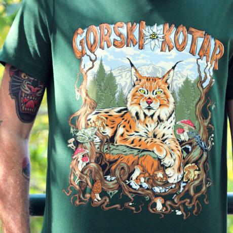 Majica Gorski kotar